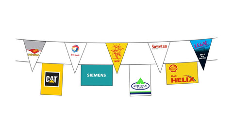 Corporate Bunting - Flag Factory