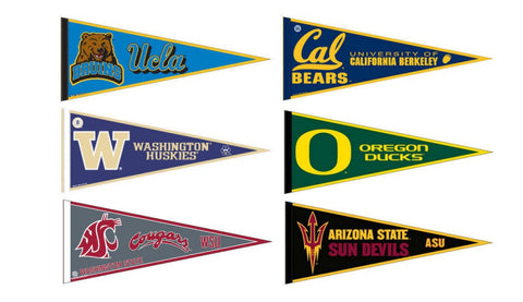 Pennants for universities