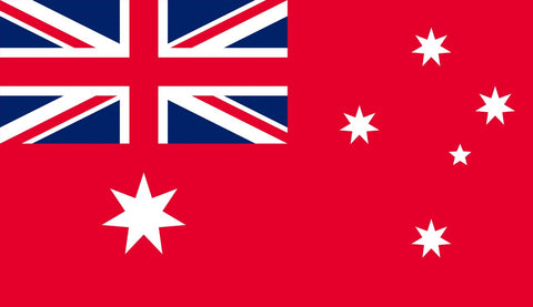 Australian Red Ensign - Flag Factory