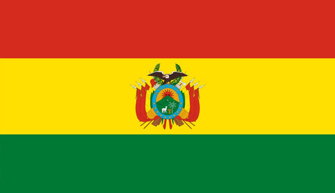 Bolivia - Flag Factory
