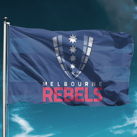 Melbourne Rebels Large Flag