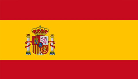 Clearance Spain Flag (2400mm x 1200 mm)