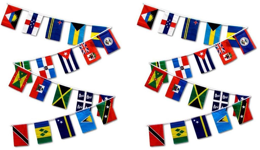 World Flag Bunting - Flag Factory