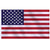 Jetlifee 3x5 Ft US American Flag 100% 300D Polyester Fly Breeze US Flag Thickening Stitched and Sturdy Brass Grommets, Vivid Color - jetlifee