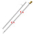 Jetlifee 6 FT Tangle Free Spinning Flagpole Two Colors Available (Just Pole)
