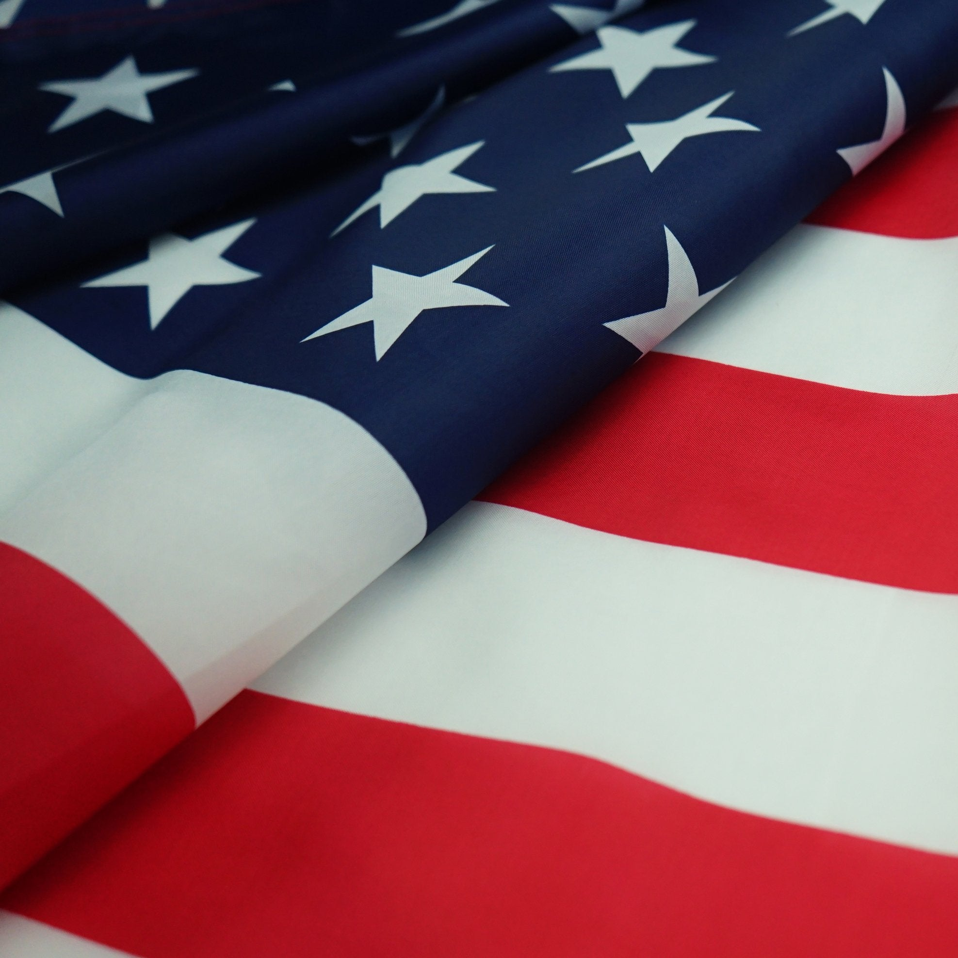 3x5 Ft Breeze American Flag Printed Stars 68D Polyester US