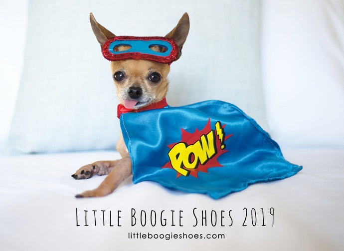 2019 Calendar by Little Boogie Shoes Now $9.99