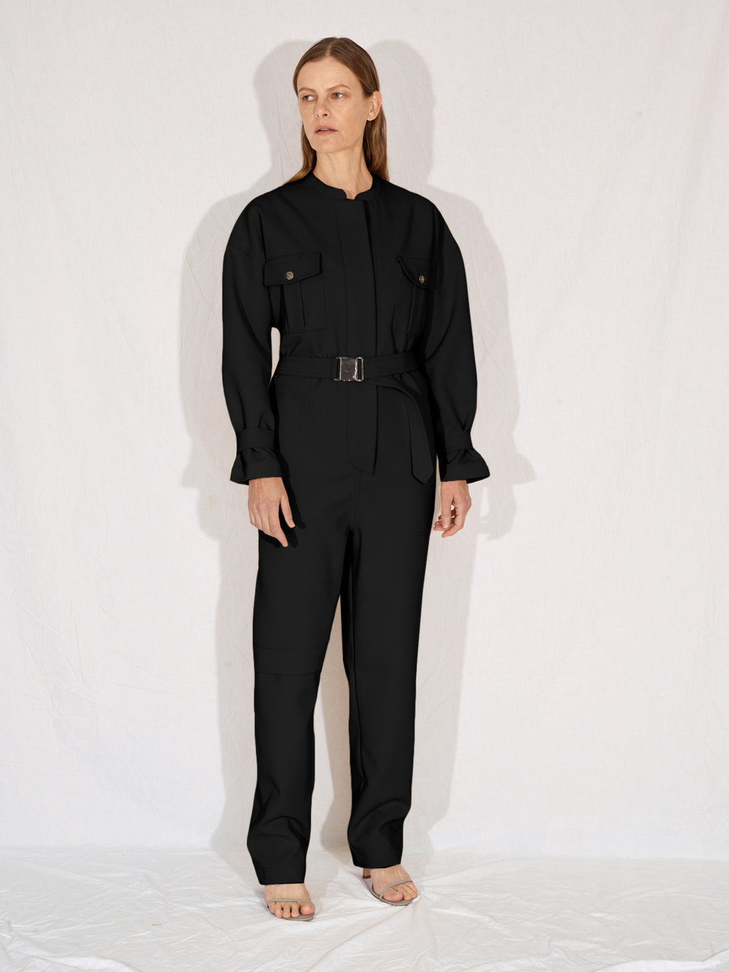 Workmans Jumpsuit | Black