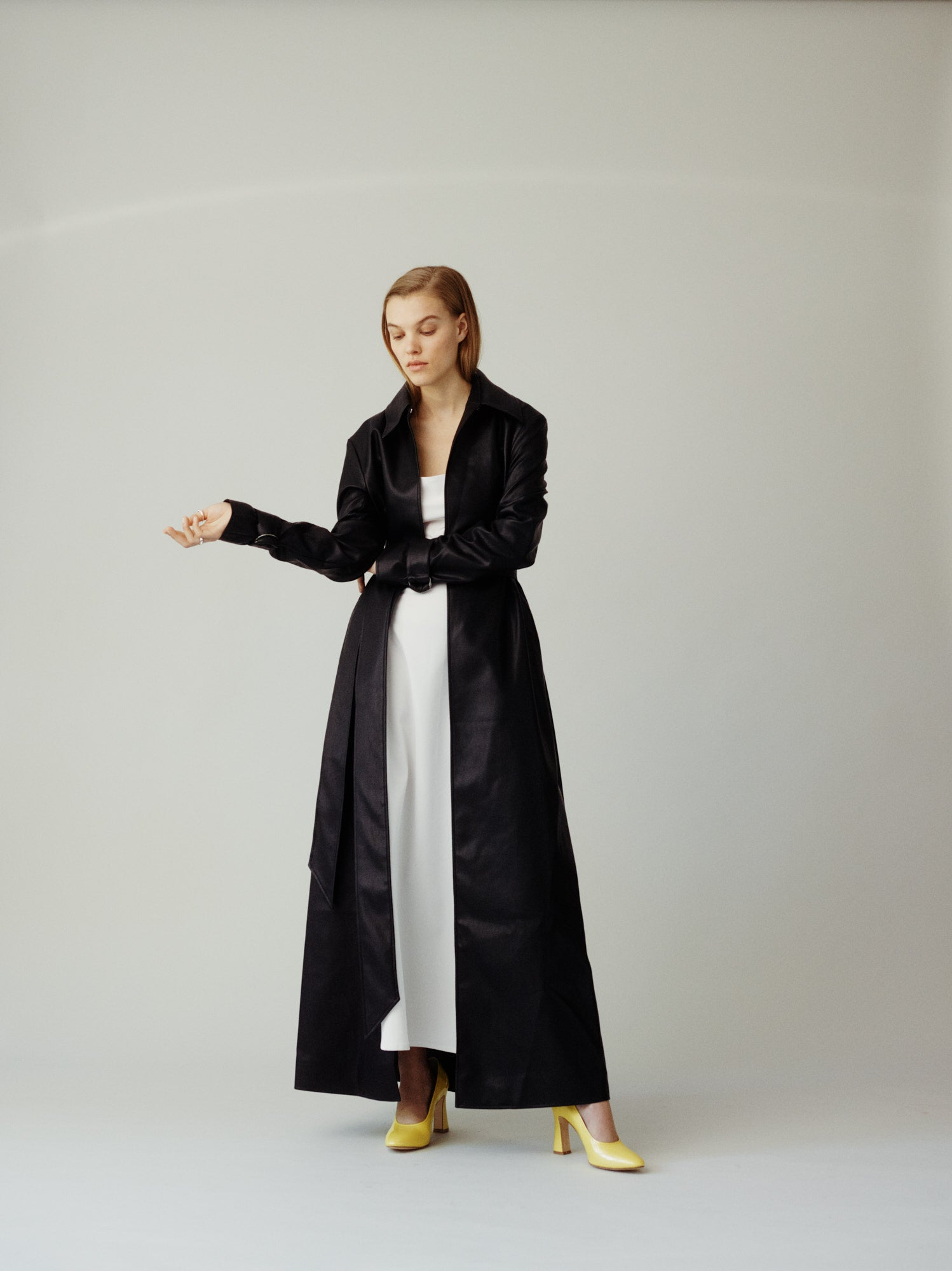 Valentina Trench Coat