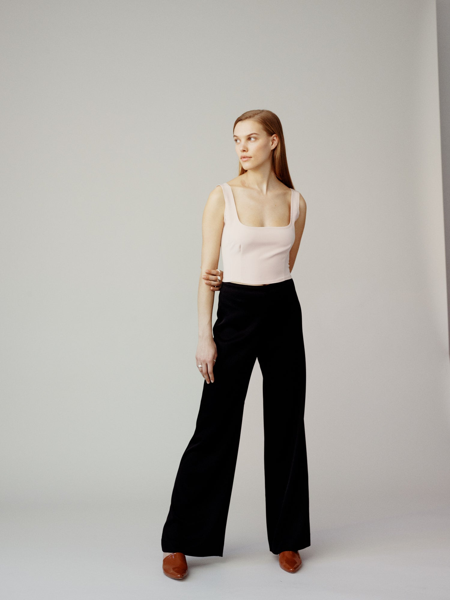 Marnie Trousers | Black