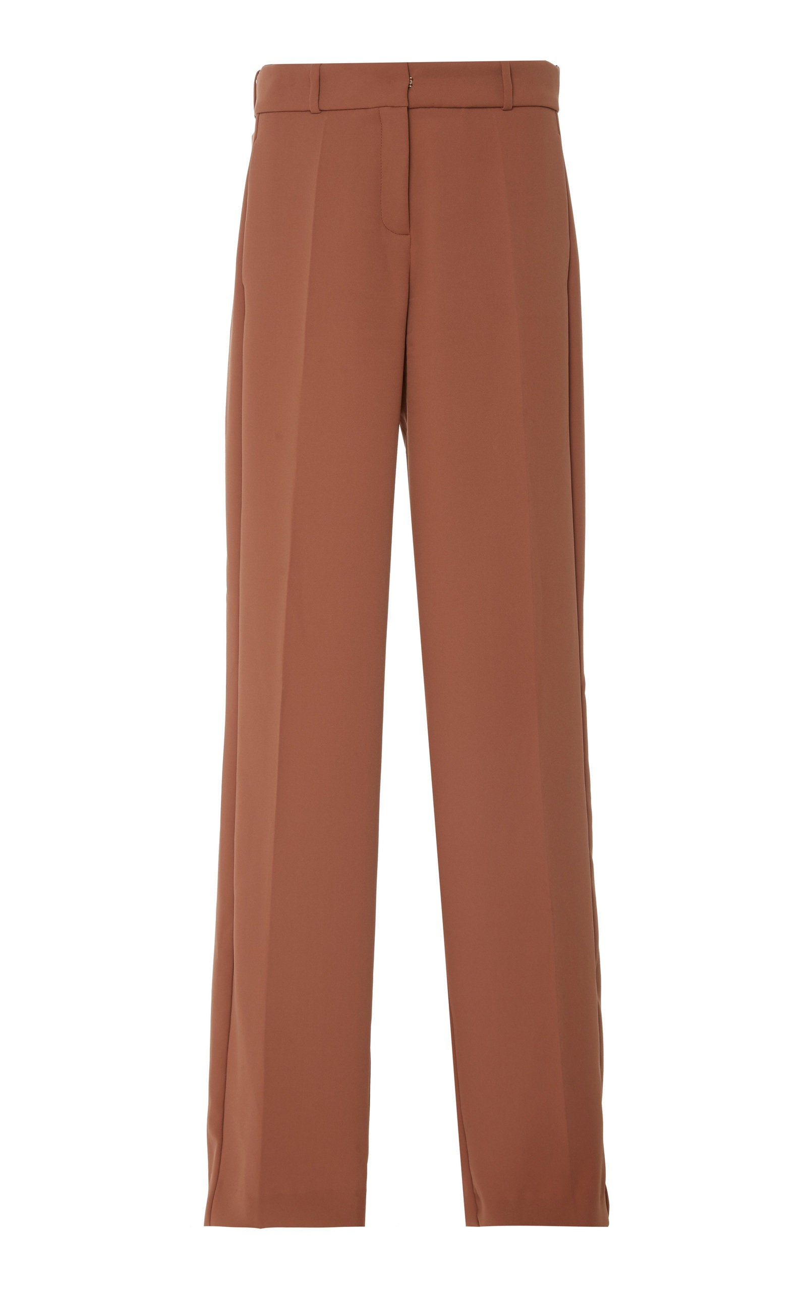 Basil Suit Trousers | Toffee