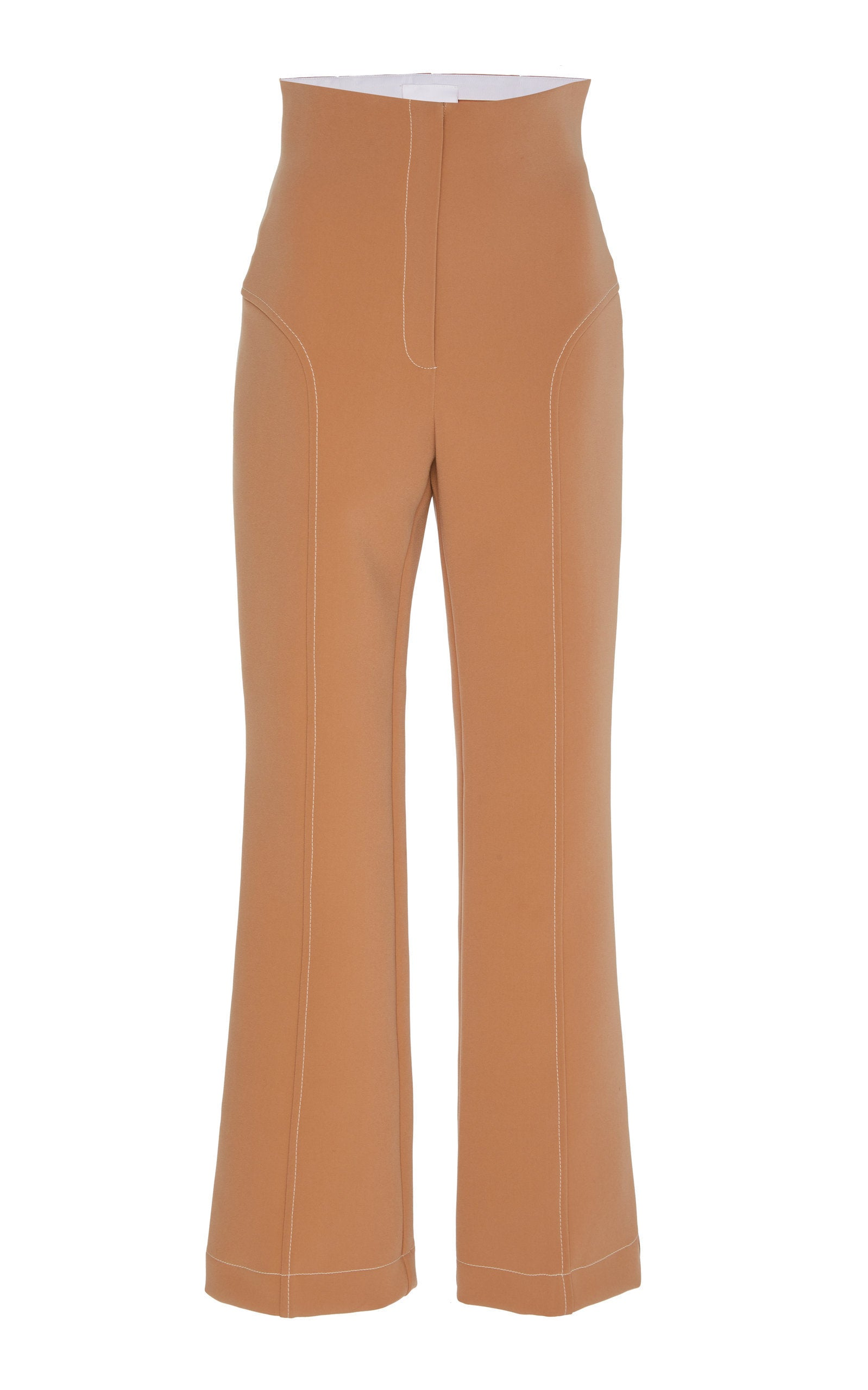 Bootleg Trouser | Toffee