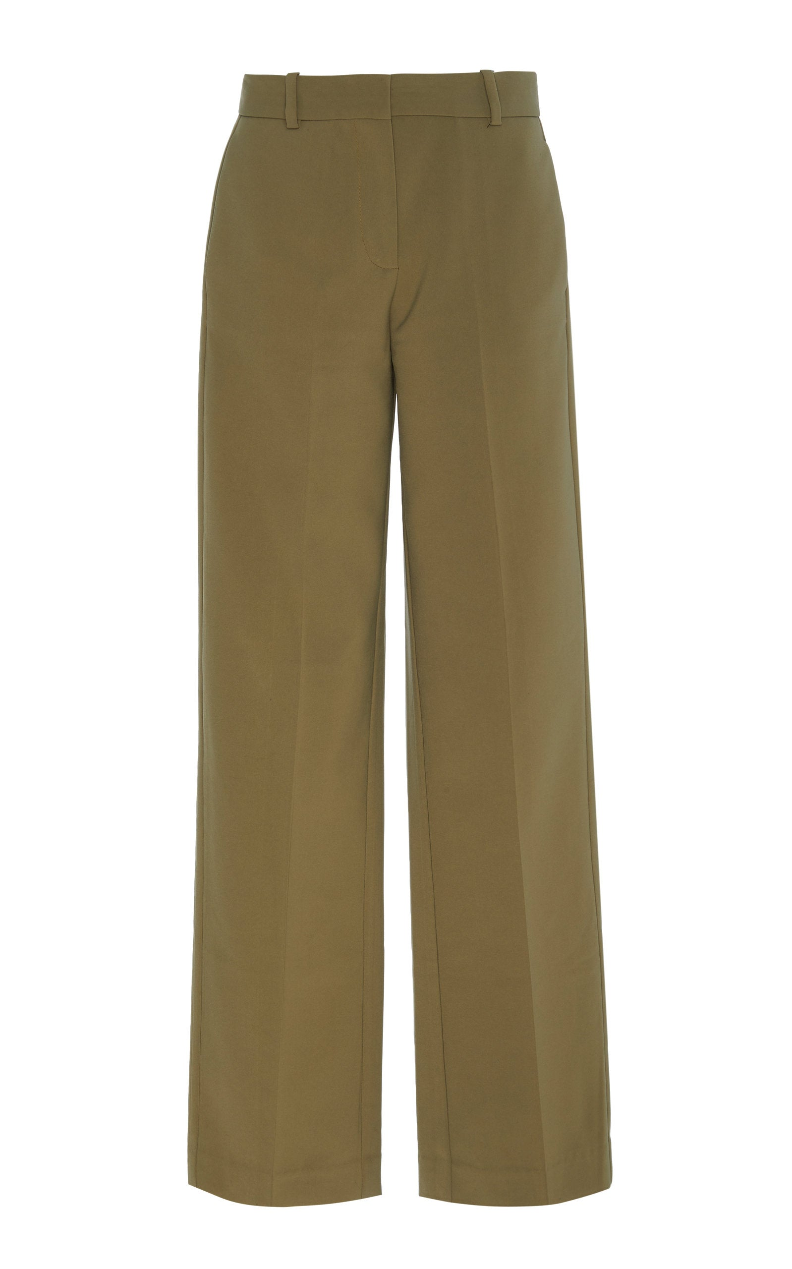 02 Basil Suit Trousers | Dawn Grey