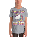 Youth Short Sleeve T-Shirt I'M 9 - HILLTOP TEE SHIRTS