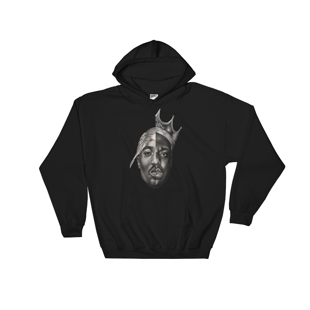 Hooded Sweatshirt - HILLTOP TEE SHIRTS