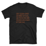 KEEP TALKING ABOUT ME BEHIND MY BACK - HILLTOP TEE SHIRTS