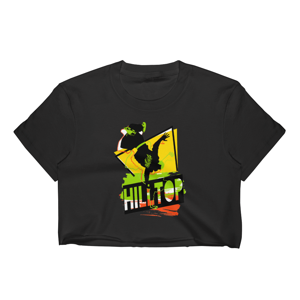 Women's Crop Top HILLTOP - HILLTOP TEE SHIRTS