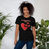 IT'S HARD TO LOVE WITHOUT HAVING THE PIECES - HILLTOP TEE SHIRTS