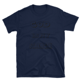 GOD IS MY STRENGTH - HILLTOP TEE SHIRTS