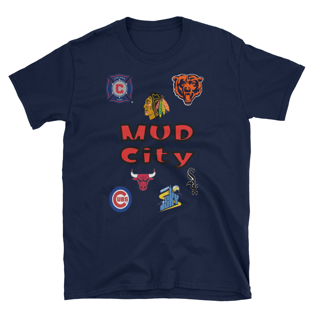 MUD CITY - HILLTOP TEE SHIRTS