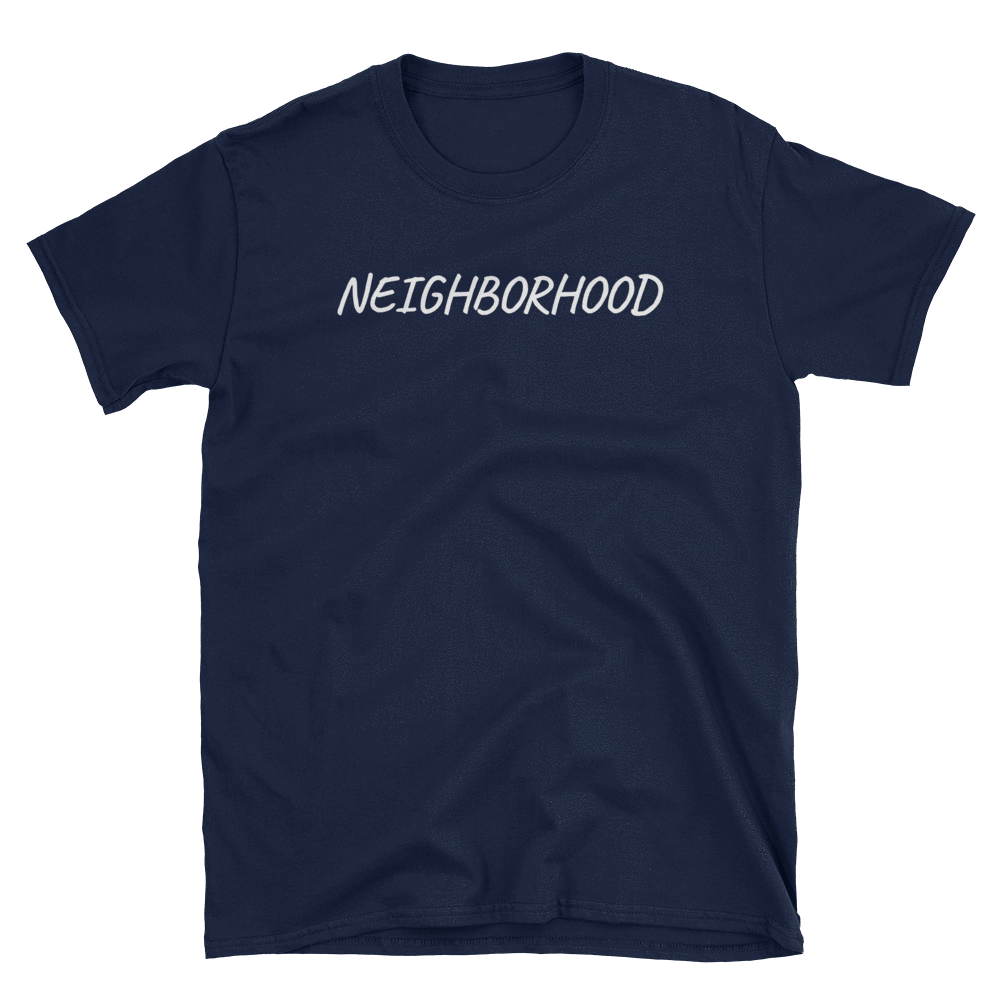 NEIGHBORHOOD - HILLTOP TEE SHIRTS