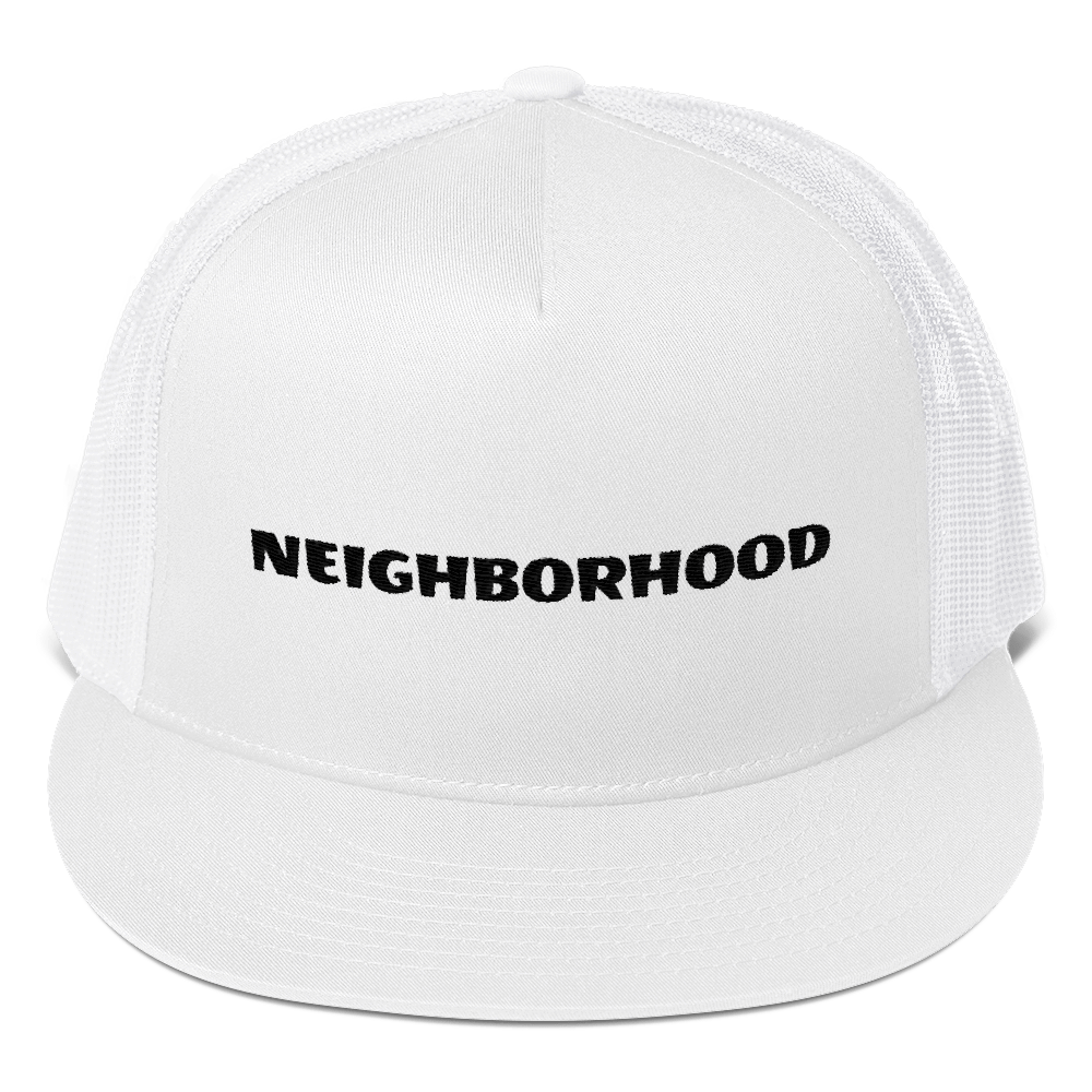 NEIGHBORHOOD CAP - HILLTOP TEE SHIRTS