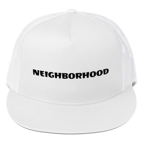 NEIGHBORHOOD CAP - hilltop-tee-shirts