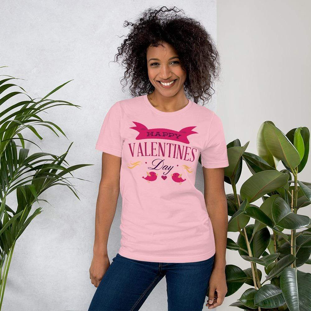 HAPPY VALENTINES DAY - HILLTOP TEE SHIRTS