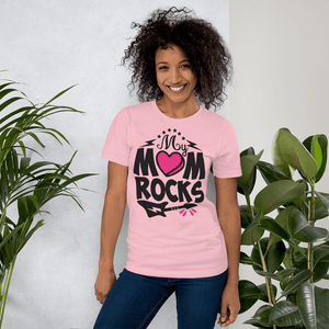 MOM ROCKS - HILLTOP TEE SHIRTS