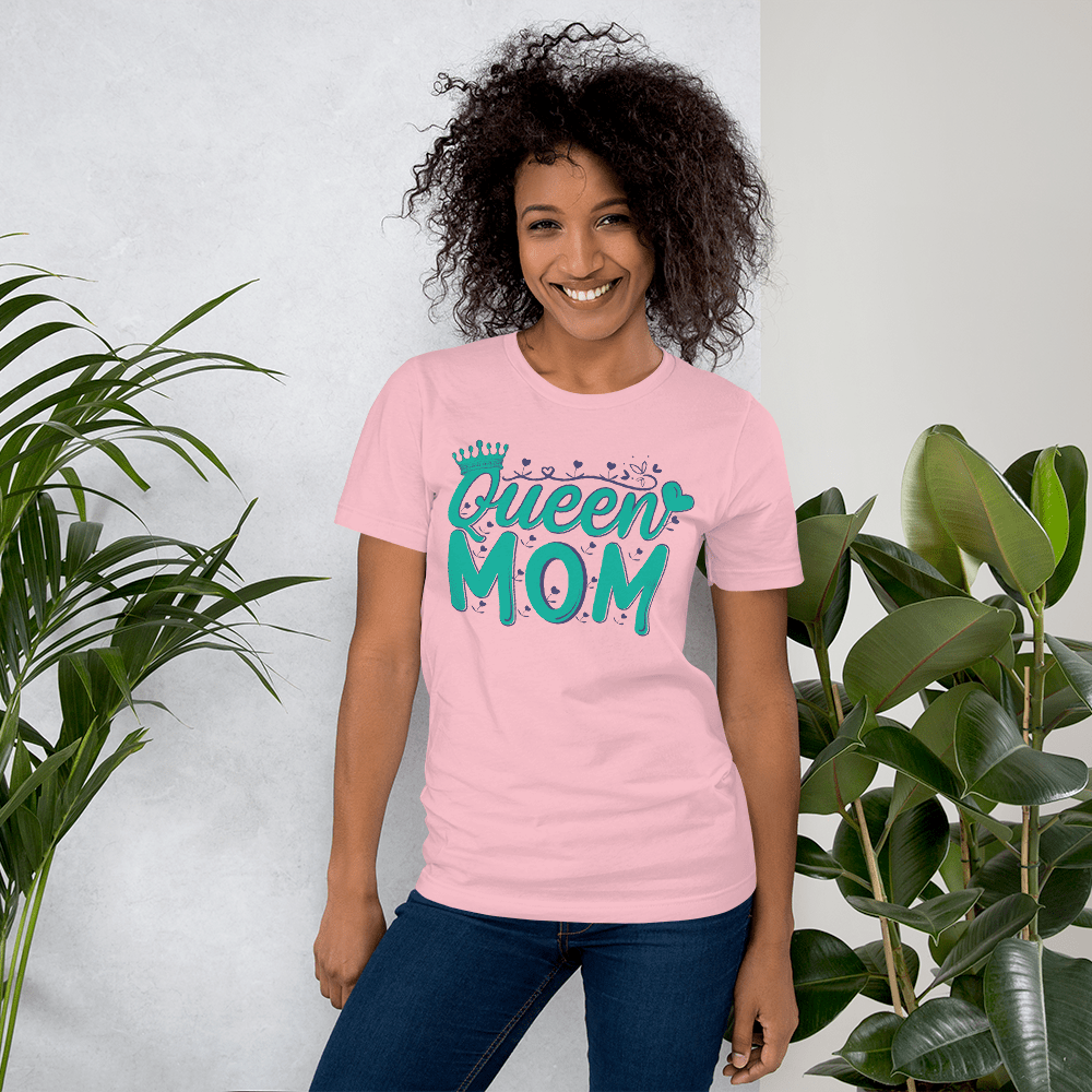 QUEEN MOM - HILLTOP TEE SHIRTS