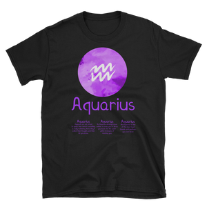 AQUARIUS - HILLTOP TEE SHIRTS
