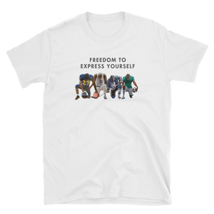 FREEDOM TO EXPRESS YOURSELF - HILLTOP TEE SHIRTS