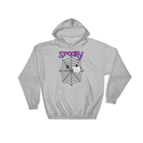 Hooded Sweatshirt SPOOKY - HILLTOP TEE SHIRTS
