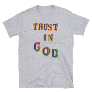TRUST IN GOD - HILLTOP TEE SHIRTS