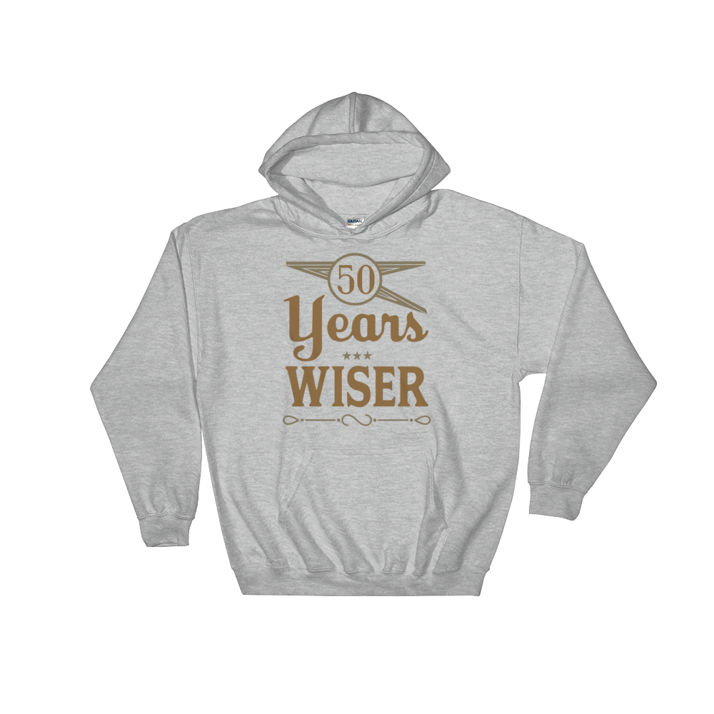 YEARS WISER - HILLTOP TEE SHIRTS
