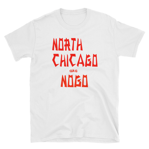 NORTH CHICAGO aka NOGO - HILLTOP TEE SHIRTS