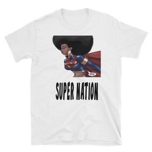 SUPER NATION - HILLTOP TEE SHIRTS