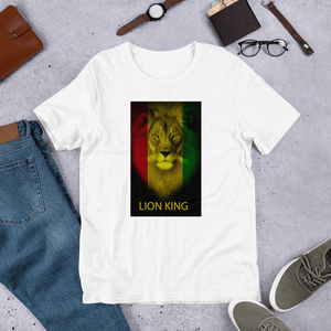 LION KING - HILLTOP TEE SHIRTS
