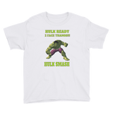 Youth HULK SMASH - HILLTOP TEE SHIRTS