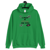 Hoodie I PUT A SPELL ON YOU - HILLTOP TEE SHIRTS