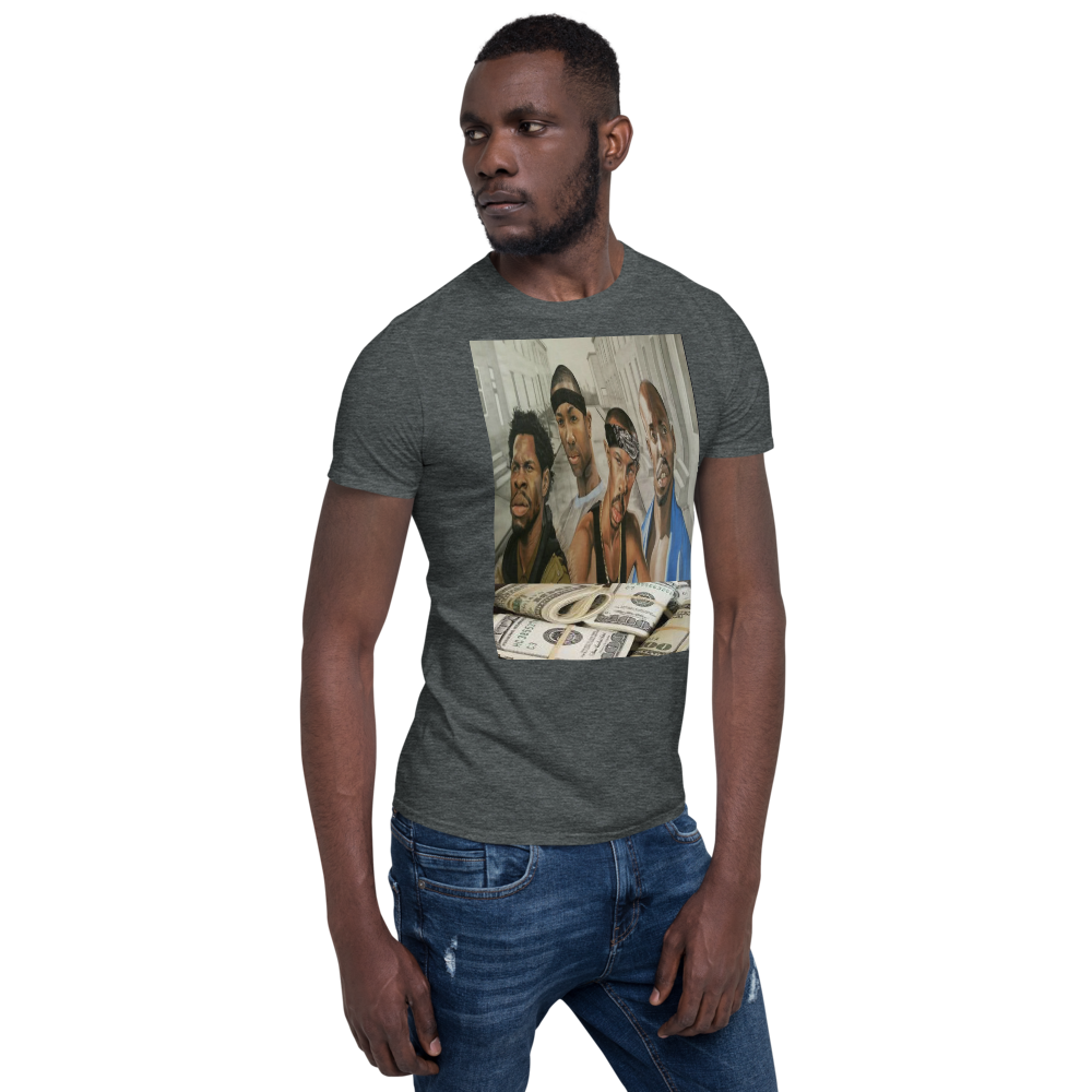 THE WIRE #33 - HILLTOP TEE SHIRTS