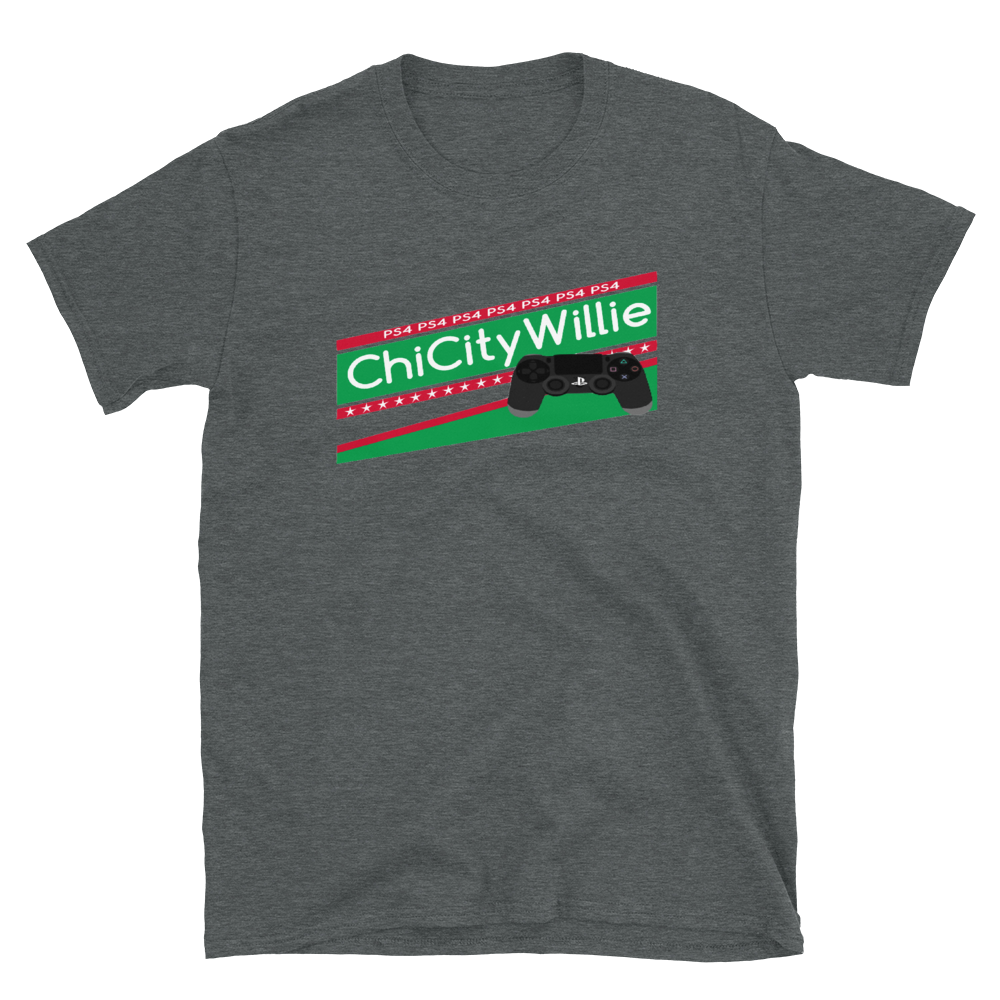 ChicityWillie (GAMERTAG) #06 - HILLTOP TEE SHIRTS