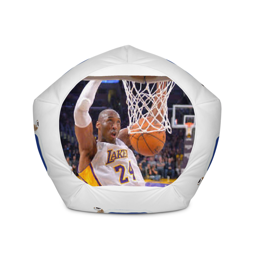 Bean Bag Chair w/ filling NBA KOBE #24 - HILLTOP TEE SHIRTS