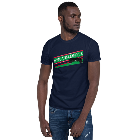 MYPLATINUMSTYLE (GAMERTAG) #123 - HILLTOP TEE SHIRTS