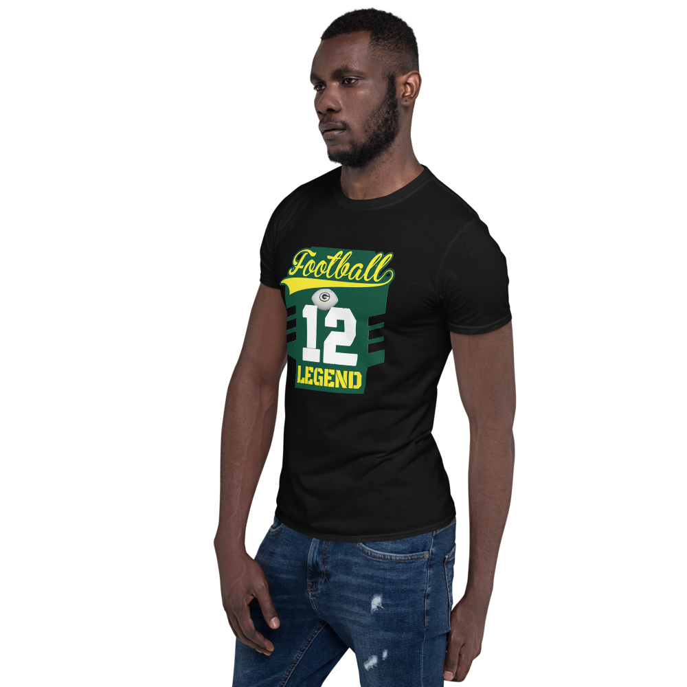 FOOTBALL 12 LEGEND #77 - HILLTOP TEE SHIRTS