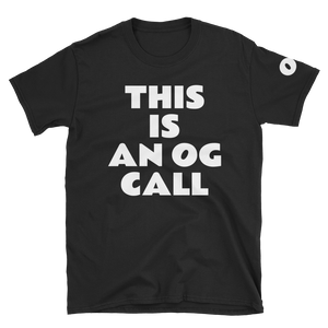 THIS IS AN OG CALL I'M KEEPING HIM - HILLTOP TEE SHIRTS