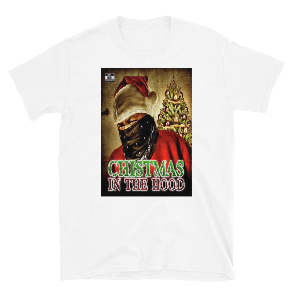 T-Shirt CHRISTMAS IN THE HOOD - HILLTOP TEE SHIRTS