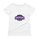 Ladies' Scoopneck T-Shirt GOD GOT THIS GOD IS GOOD #15 - HILLTOP TEE SHIRTS