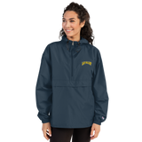 Embroidered Champion Packable Jacket LADY HILLTOP