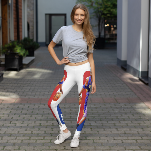 Leggings KOBE HOT FASHION - HILLTOP TEE SHIRTS